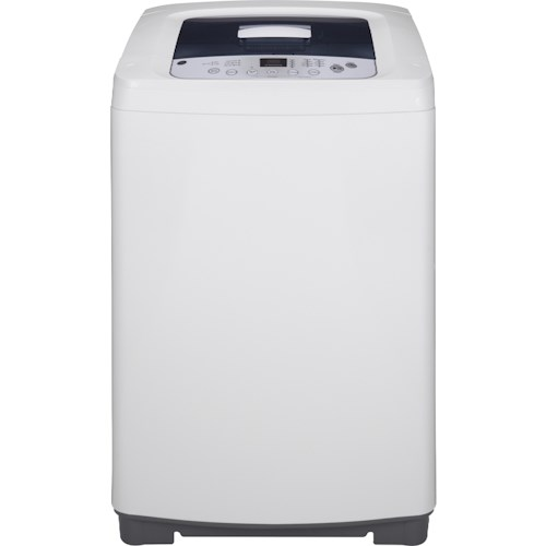 GE Appliances Washers  2.6 Cu. Ft. Space-Saving Portable Washer with Stainless Steel Basket