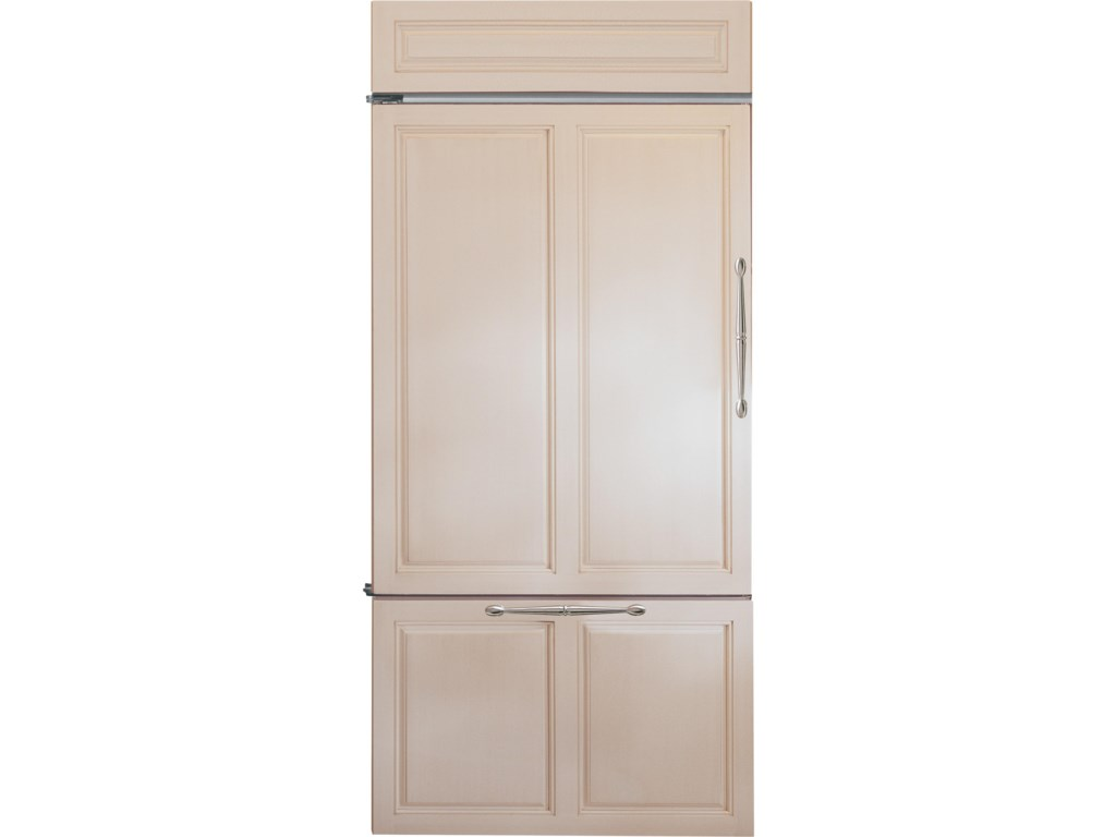 GE Monogram Bottom-Freezer Refrigerators21.33 cu. ft 36