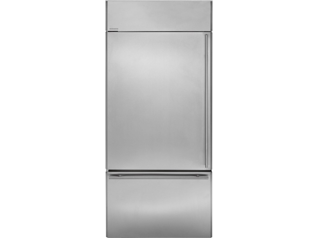 GE Monogram Bottom-Freezer Refrigerators21.33 cu. ft 36