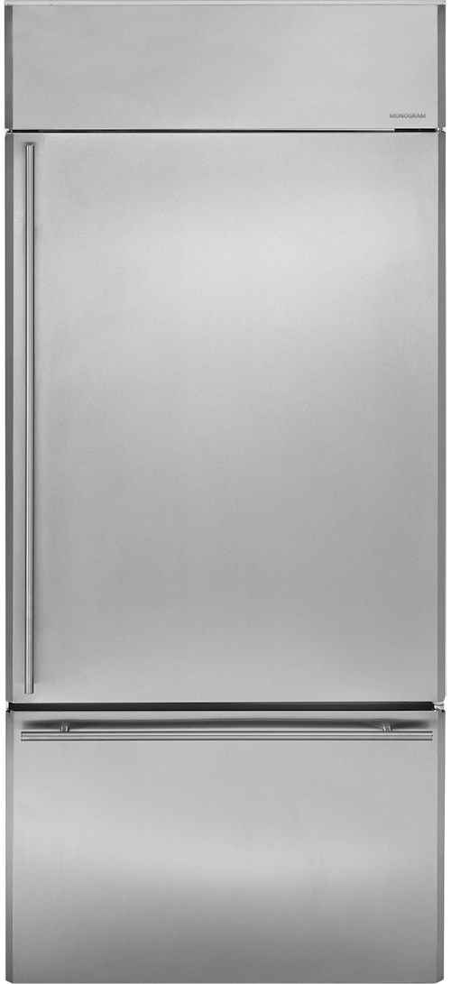 GE Monogram Bottom-Freezer Refrigerators ENERGY STAR® 21.33 cu. ft. 36