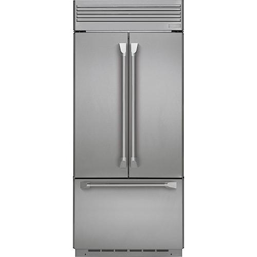 GE Monogram Freestanding Refrigeration 36