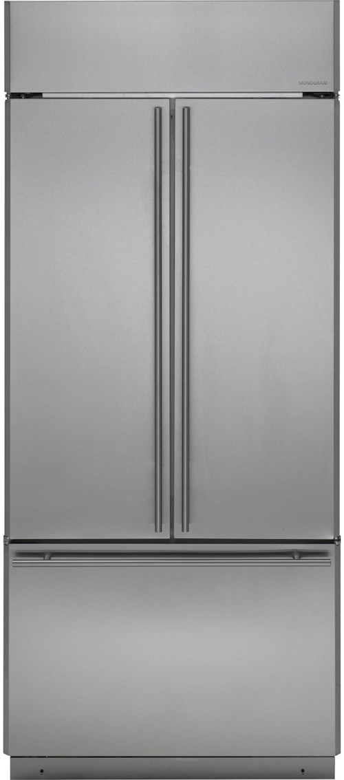 GE Monogram Freestanding Refrigeration 36