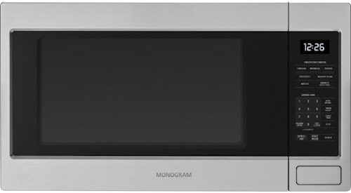 GE Monogram Microwaves 2.2 Cu. Ft. Countertop Microwave Oven with Express Cook Setting