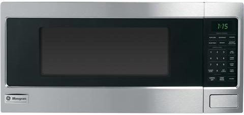 GE Monogram Microwaves 1.1 Cu. Ft. Countertop Microwave Oven with Sensor Cooking Controls