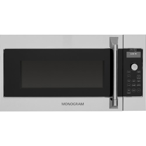 GE Monogram Microwaves 1.7 cu. ft. Advantium® Over-the-Range Microwave Oven with Speedcook Technology