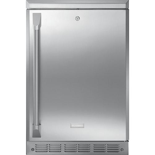 GE Monogram Mini-Refrigerators 5.4 cu. ft. 24