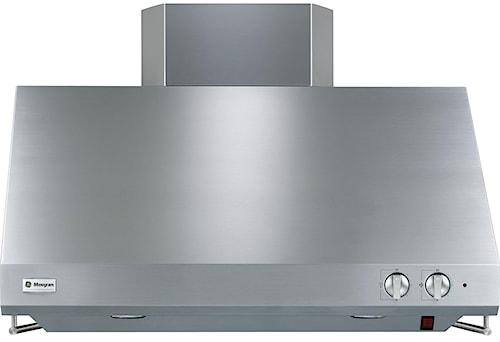 GE Monogram Professional Design Range Hoods 36