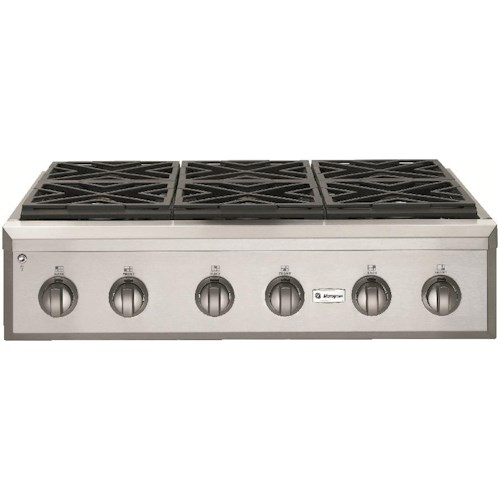 GE Monogram Rangetops and Cooktops 36
