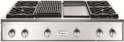 GE Monogram Rangetops and Cooktops 48
