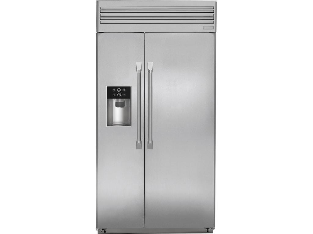 GE Monogram Side-by-Side Refrigerators42