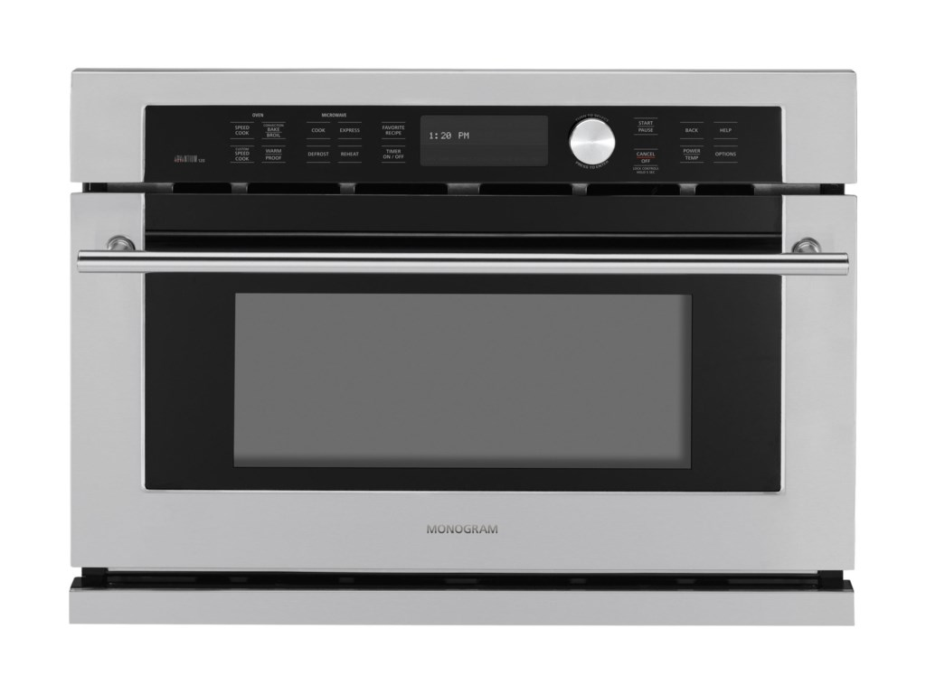 GE Monogram Wall Ovens1.6 cu. ft. Built-In Electric Wall Oven