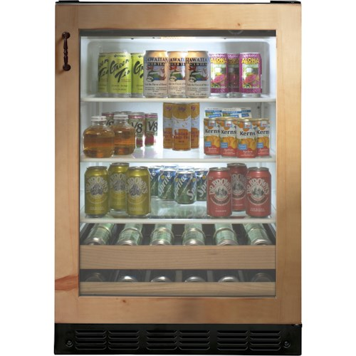 GE Monogram Wine Reserve Refrigeration 24