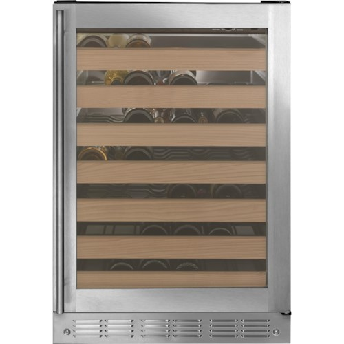 GE Monogram Wine Reserve Refrigeration 24