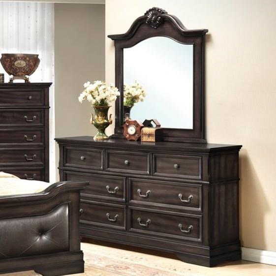 Generation Trade Sonesta Traditional Dresser U0026 Mirror