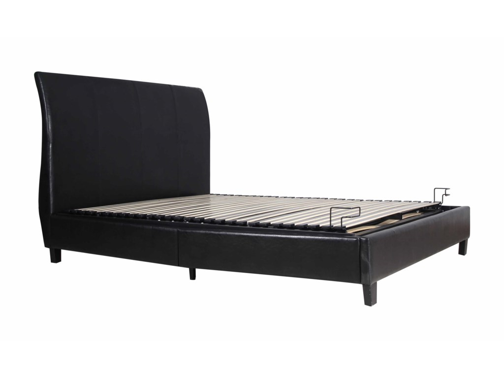 glideaway comfort base 2016 cb00 q freestyle queen adjustable base - Glideaway Bed Frames