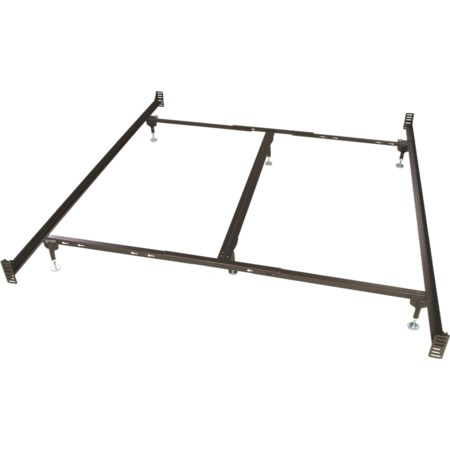 Cal King 2 Ended Bed Frame