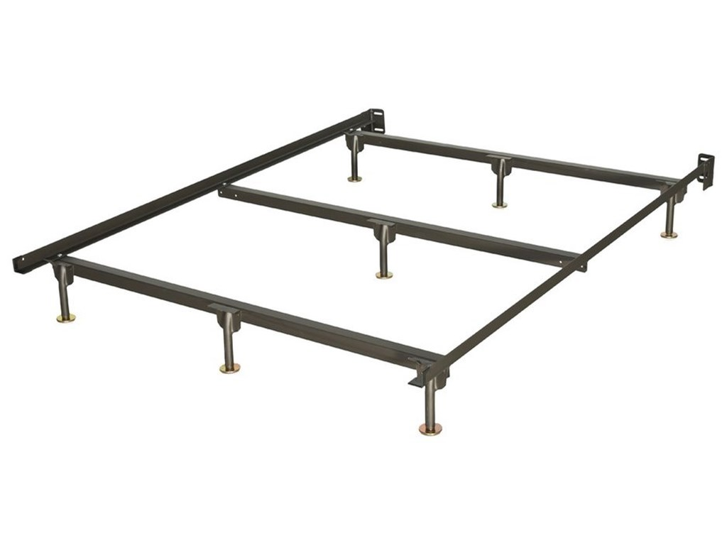 Glideaway Heavy Weight XLFull Heavy Weight  7 Leg Bed Frame
