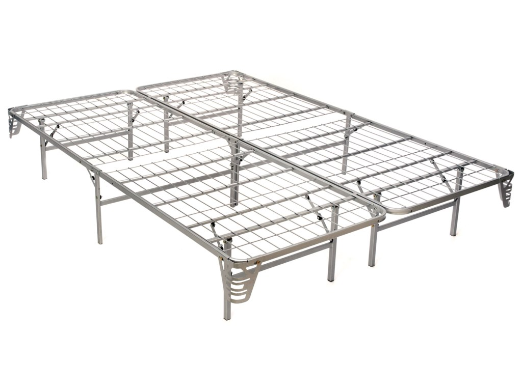 Glideaway Space Saver Bed Frame Sps14blk Q Queen Space Saver Bed