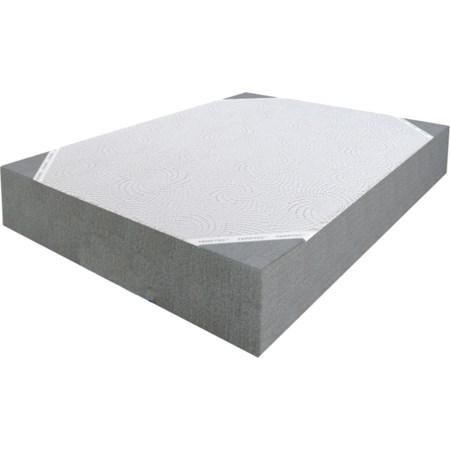 "King 12"" Memory Foam Mattress"