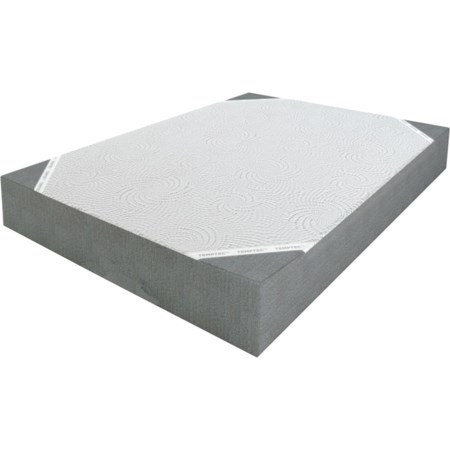 "King 10"" Memory Foam Mattress"