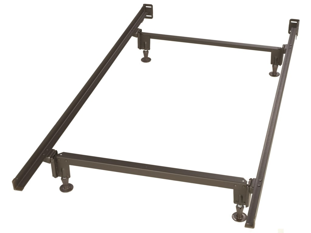 Glideaway Ultra Premium Glide Frame AVTwin Ultra Premium Bed Frame with Glides