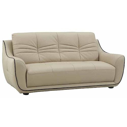 Global Furniture 2088 2088- Beige Sofa