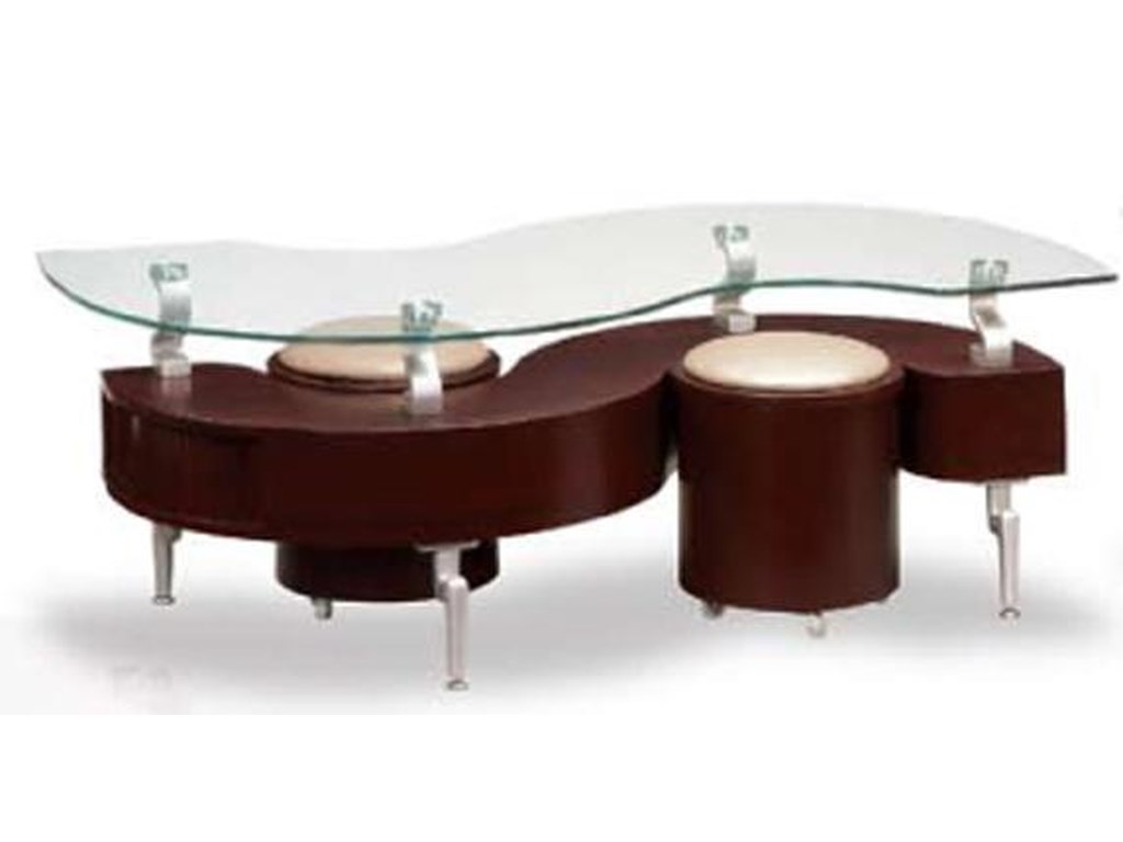 Global Furniture 288Coffee Table