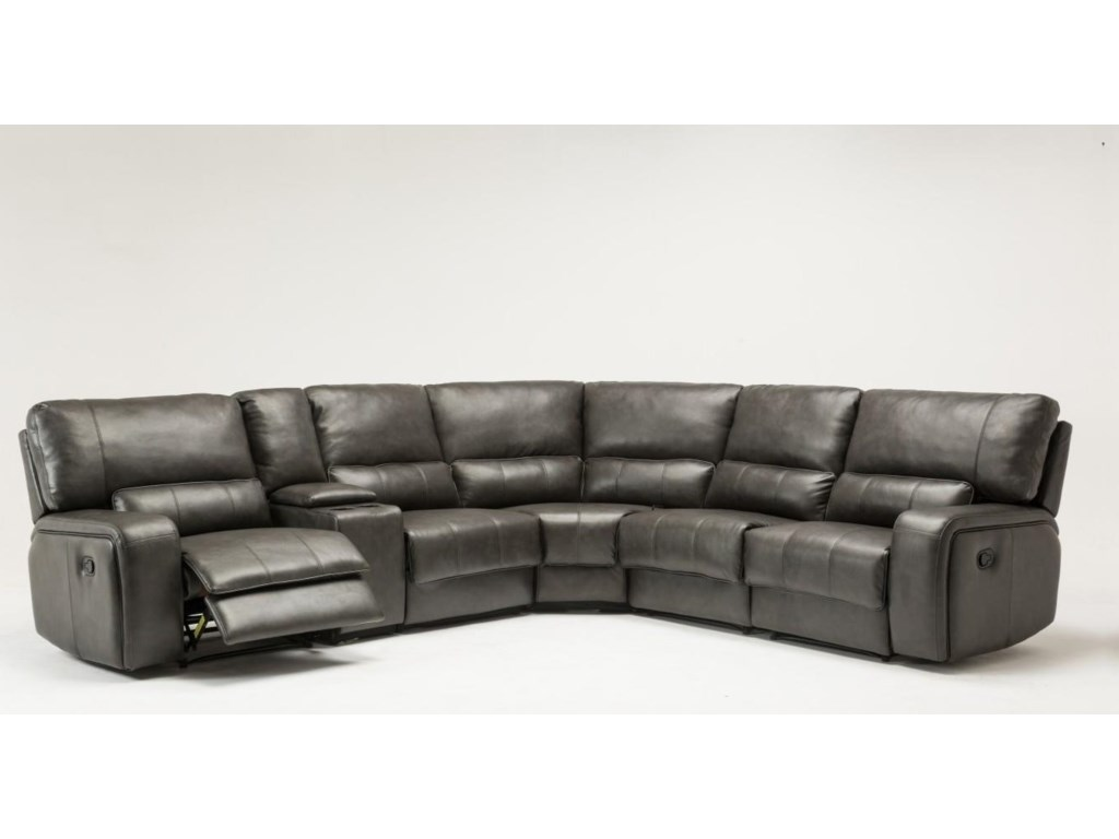 Global Furniture 7096Power Reclining Sofa