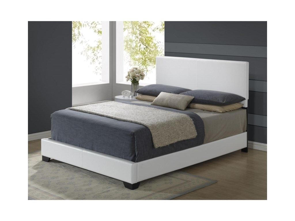 Global Furniture 8103Upholstered Queen Bed
