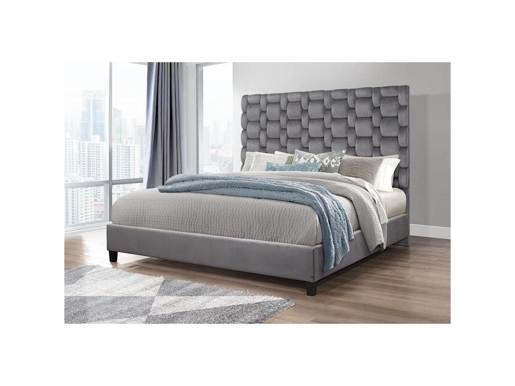 Global Furniture 8820Full Bed