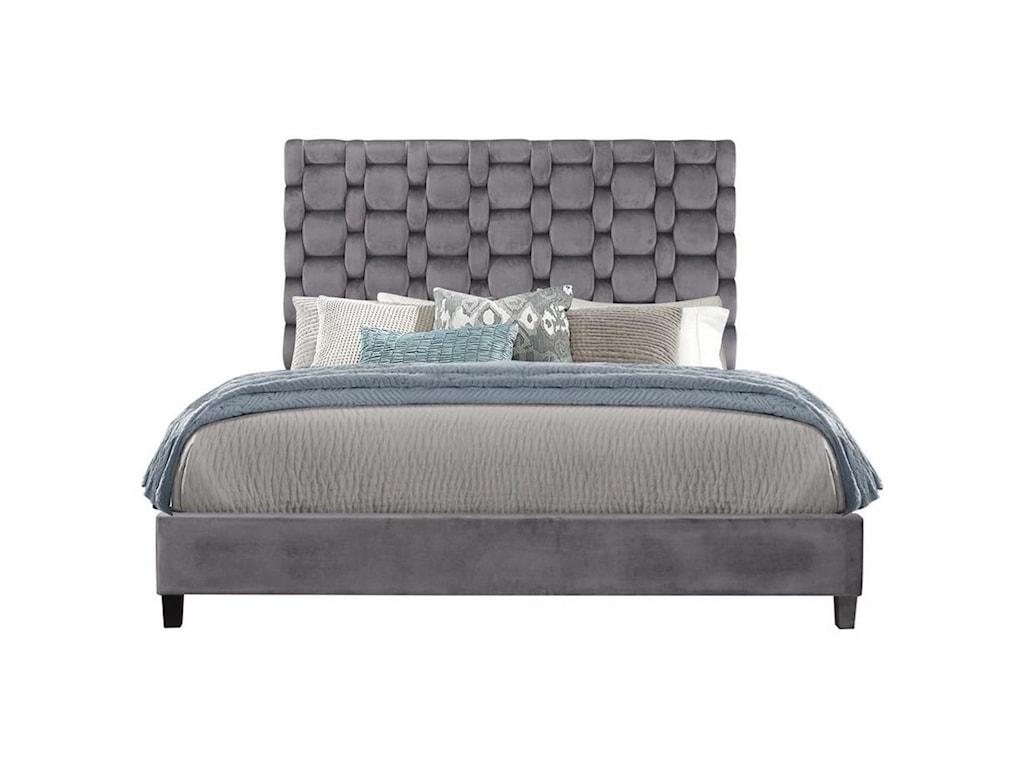 Global Furniture 8820Queen Bed