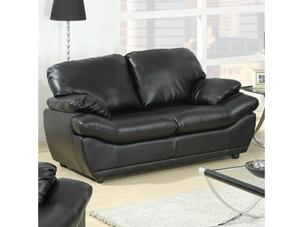 Global Furniture 8910Loveseat