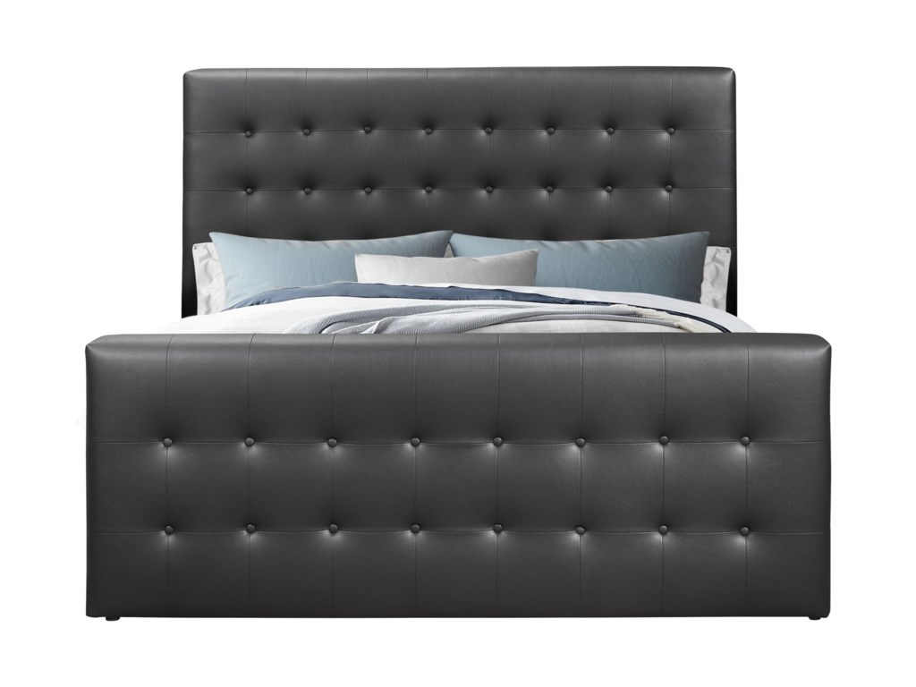 Global Furniture 9088Full Bed