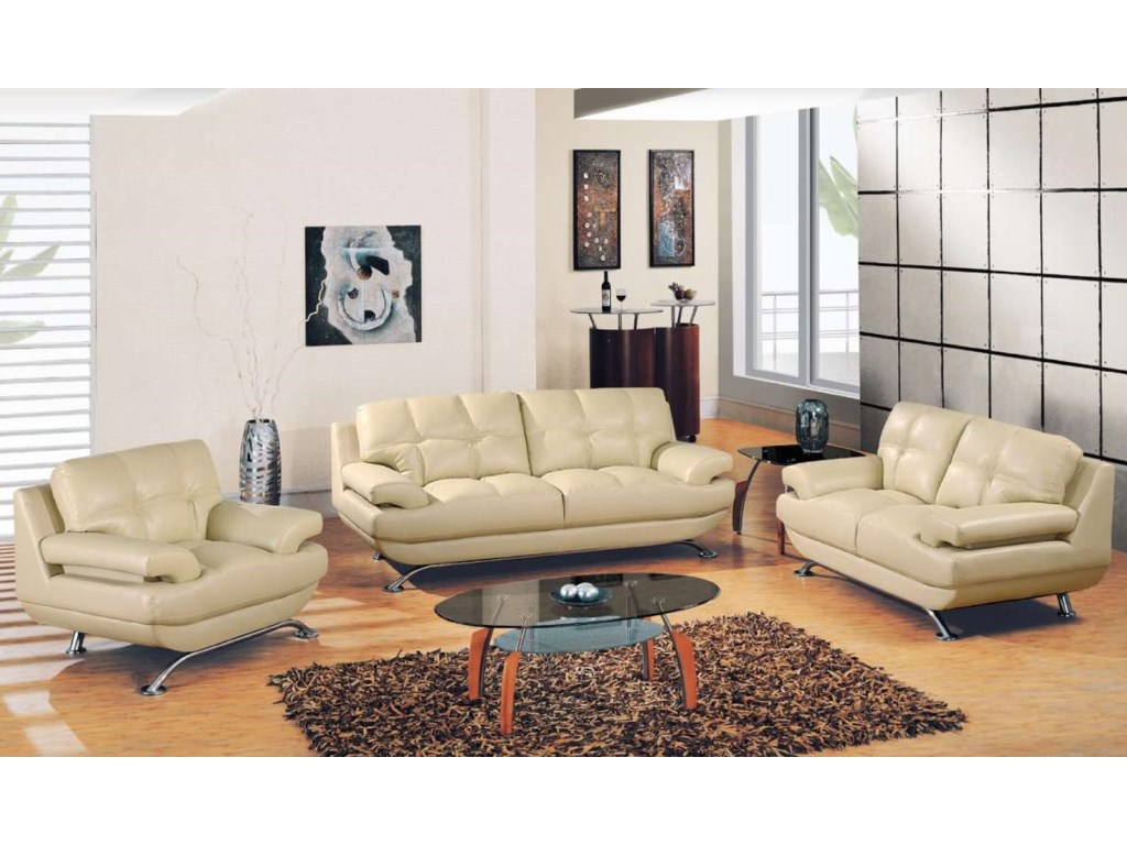 Global Furniture 9108Contemporary Chair