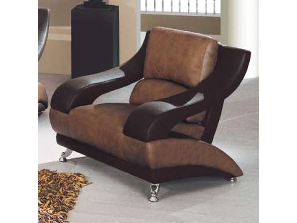 Global Furniture 928Contemporary Chair