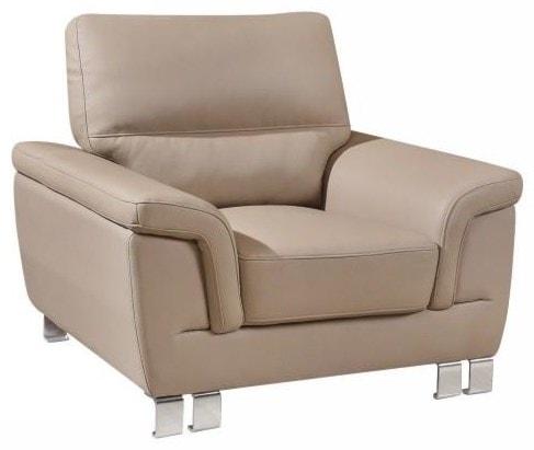 Global Furniture 9412 9412 - Beige Chair