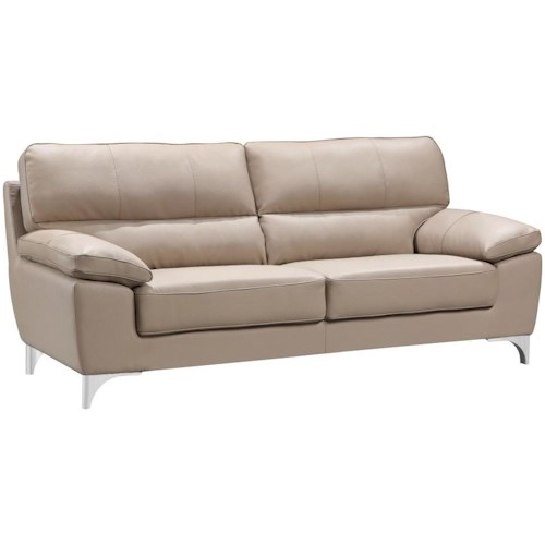 Global Furniture 9436 9436 - Beige Sofa