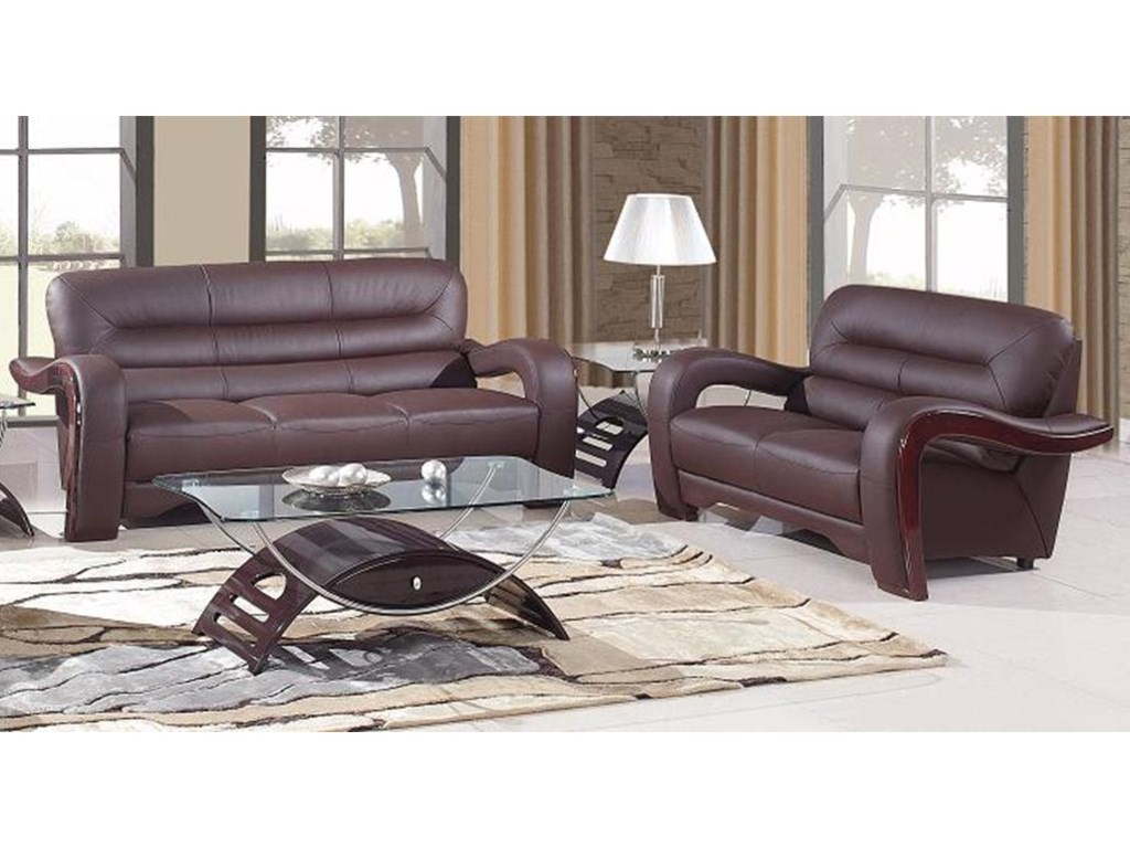 Global Furniture 9922 Piece Living Room Group