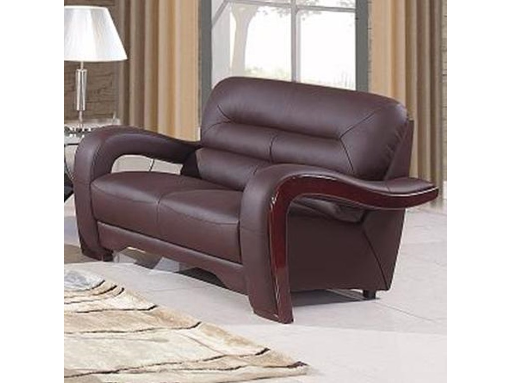 Global Furniture 992Loveseat