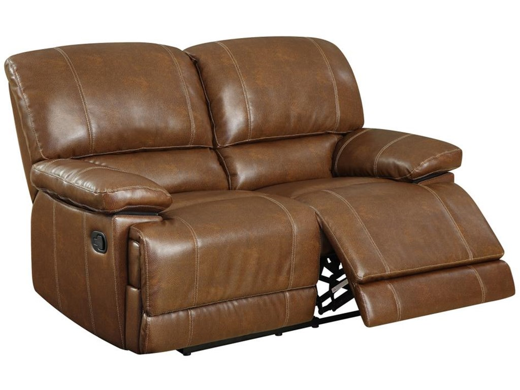 Global Furniture 9963Reclining Loveseat