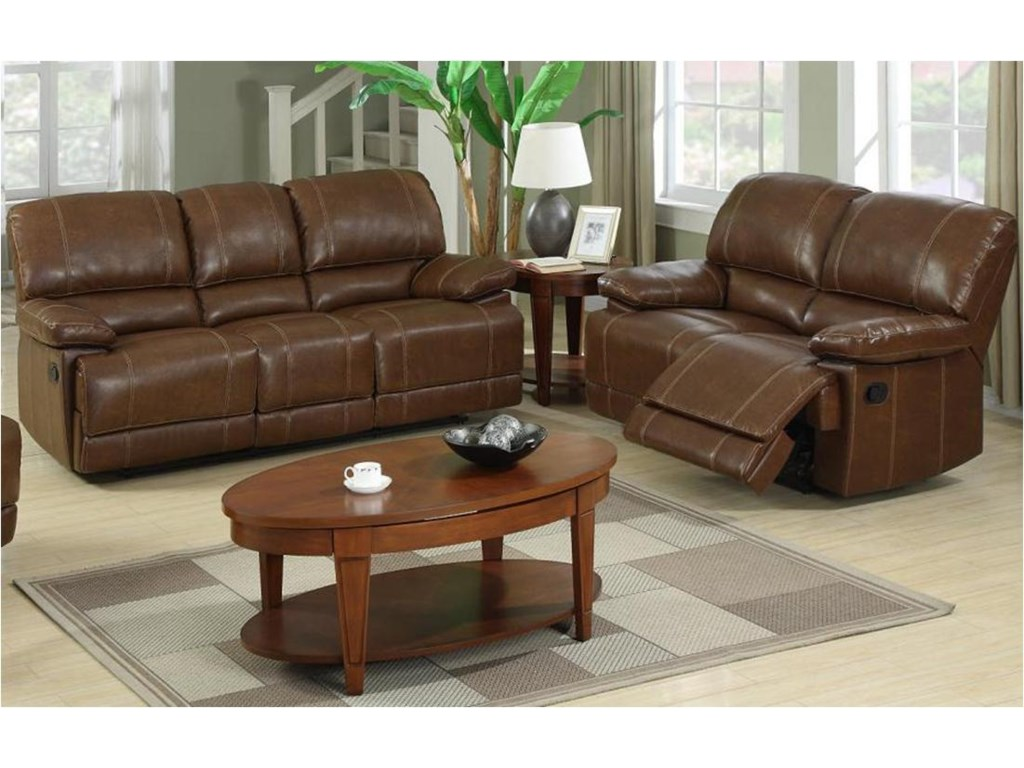 Global Furniture 9963Reclining Sofa