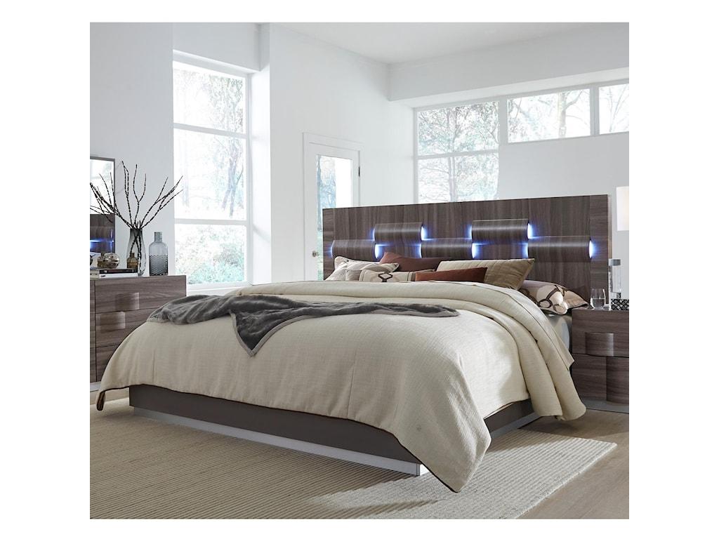 Global Furniture AdeleKing Bed