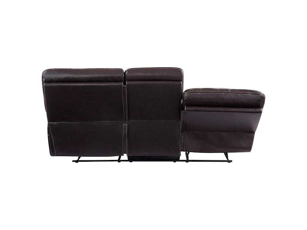 Global Furniture AgnesReclining Sofa