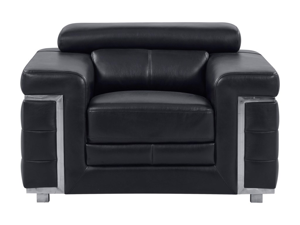 Global Furniture BlancheChair
