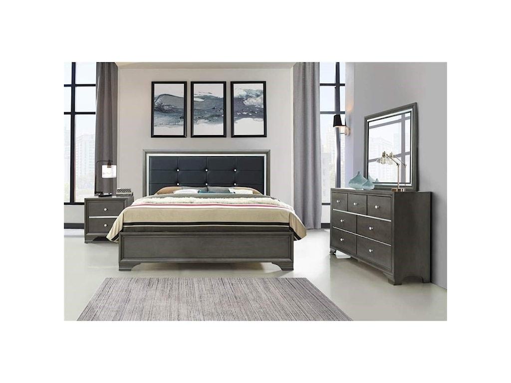 Global Furniture CameronMirror