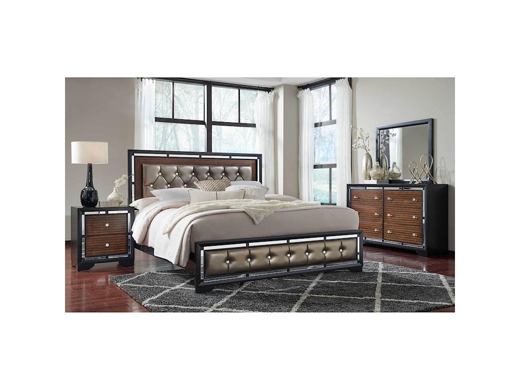 Global Furniture CamilaDresser