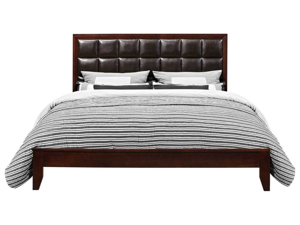 Global Furniture CarolinaKing Bed