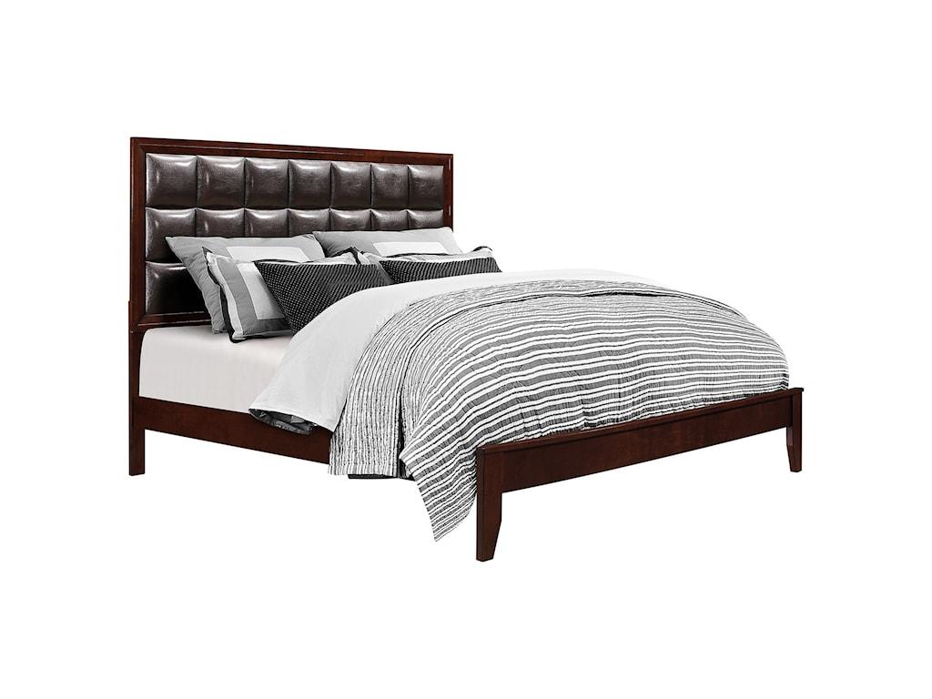 Global Furniture CarolinaQueen Bed