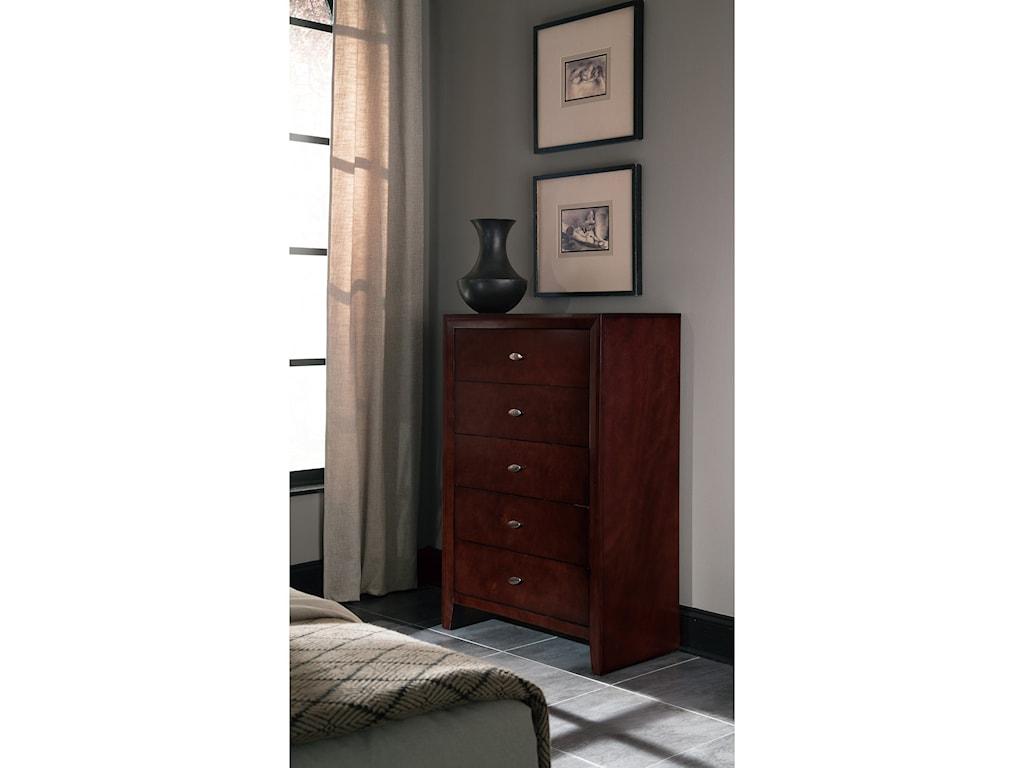 Global Furniture CarolinaChest