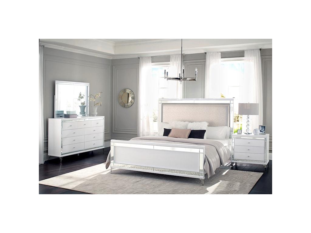 Global Furniture CatalinaQueen Bedroom Group